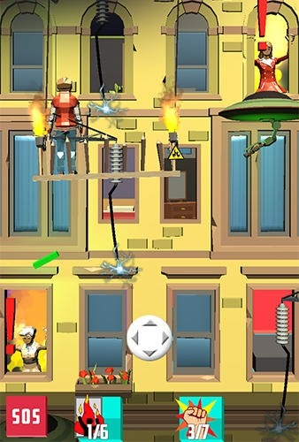 Holleo: City Stories 3D Poly Android Game Image 2