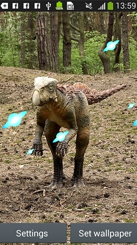 Dinosaur Android Wallpaper Image 3