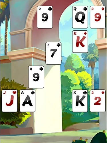 Solitaire: Lucky Star Android Game Image 2