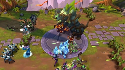 The Chosen: Legions Android Game Image 2