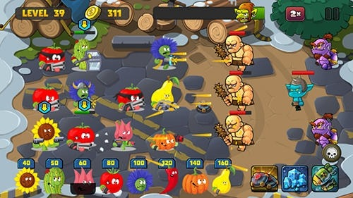 Plants Vs Goblins 3 Android Game Image 2