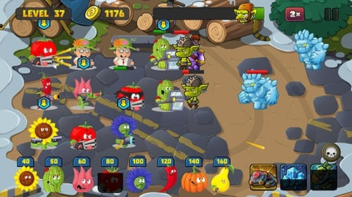 Plants Vs Goblins 3 Android Game Image 3