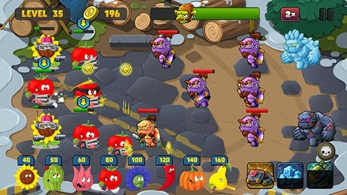 Plants Vs Goblins 3 Android Game Image 4