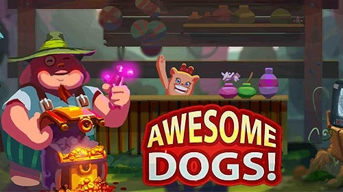 Awesome Dogs! Android Game Image 1