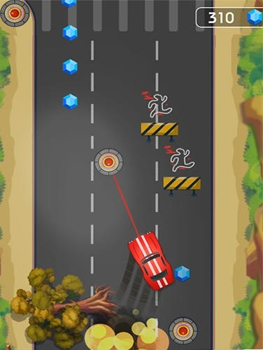 Car Hook: Mad Drift Android Game Image 3