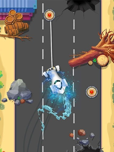 Car Hook: Mad Drift Android Game Image 4