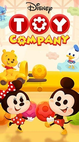 Line: Disney Toy Company Android Game Image 1