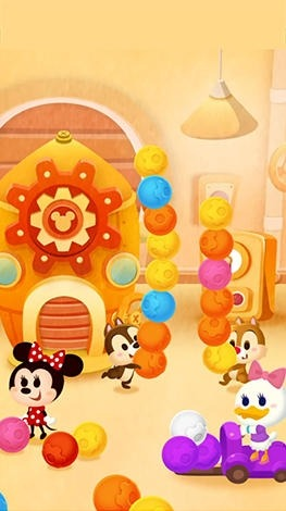 Line: Disney Toy Company Android Game Image 2