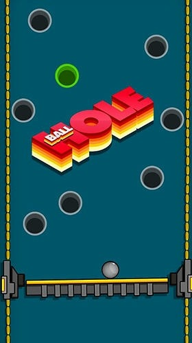 Ball Hole Android Game Image 1