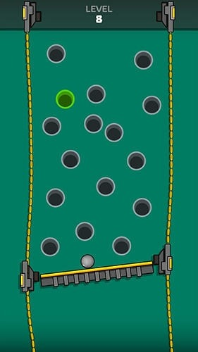 Ball Hole Android Game Image 2