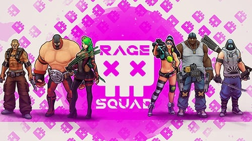 Rage Squad Android Game Image 1