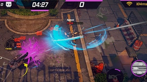 Rage Squad Android Game Image 2