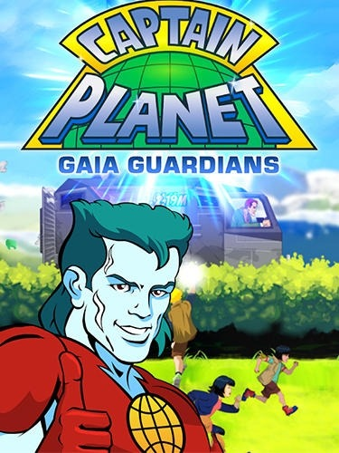 Captain Planet: Gaia Guardians Android Game Image 1