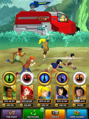 Captain Planet: Gaia Guardians Android Game Image 3