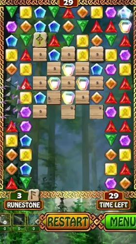 Jewels: Viking Runestones Android Game Image 2