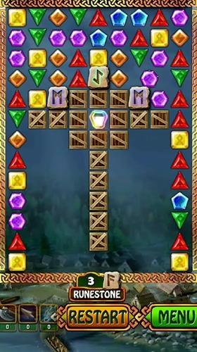 Jewels: Viking Runestones Android Game Image 3