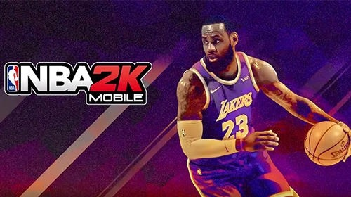 NBA 2K Mobile Basketball Android Game Image 1
