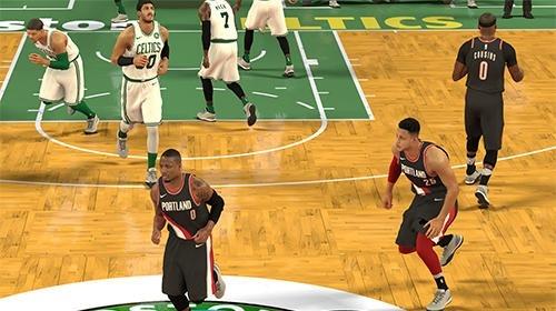 NBA 2K Mobile Basketball Android Game Image 4