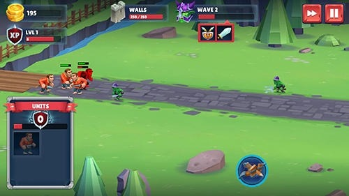 Royal Tower Defence Android Game Image 3