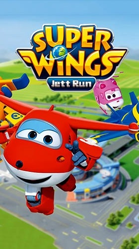 Super Wings: Jett Run Android Game Image 1