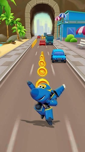 Super Wings: Jett Run Android Game Image 2