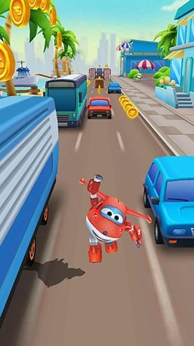 Super Wings: Jett Run Android Game Image 3