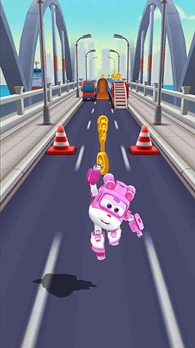Super Wings: Jett Run Android Game Image 4