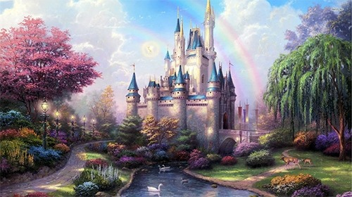 Fairy Tale Android Wallpaper Image 1