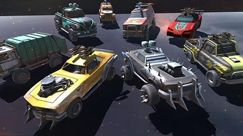 Death Race: Road Battle Android Game Image 2