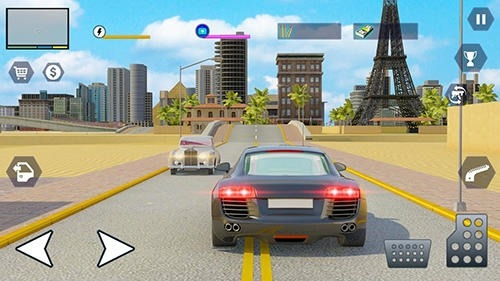 Grand Vegas Crime City Android Game Image 3