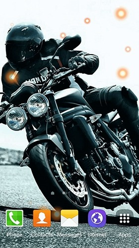 Motorcycle Android Wallpaper Image 2