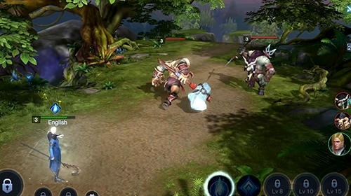 Demon Slayer 2: Mobile Android Game Image 3