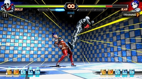 Fighting Ex Layer-a Android Game Image 2