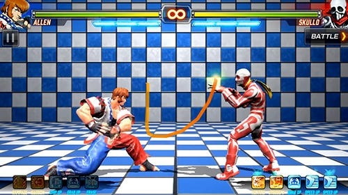 Fighting Ex Layer-a Android Game Image 3