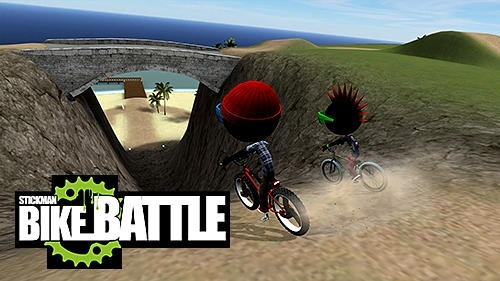 Stickman Bike Battle Android Game Image 1