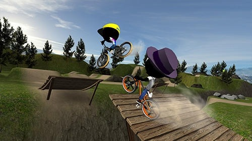 Stickman Bike Battle Android Game Image 3