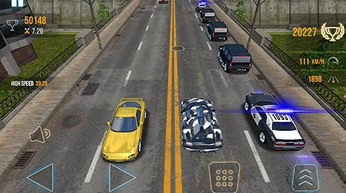 GTR Traffic Rivals Android Game Image 2