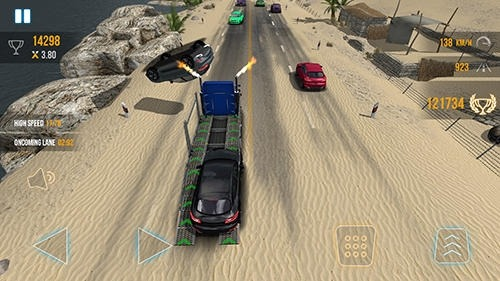 GTR Traffic Rivals Android Game Image 3