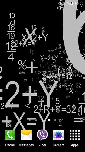 Mathematics Android Wallpaper Image 1