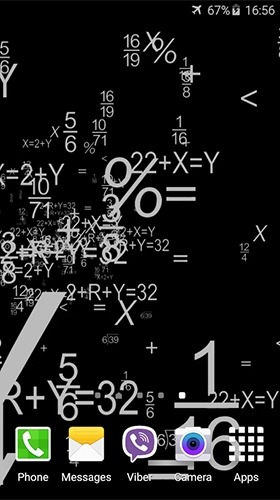 Mathematics Android Wallpaper Image 3