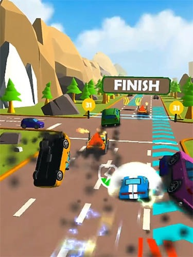 Electric Highway Android Game Image 2