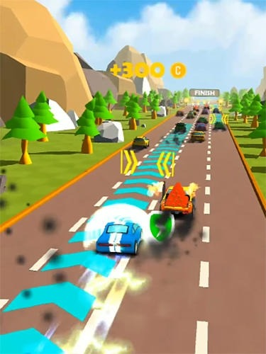 Electric Highway Android Game Image 3