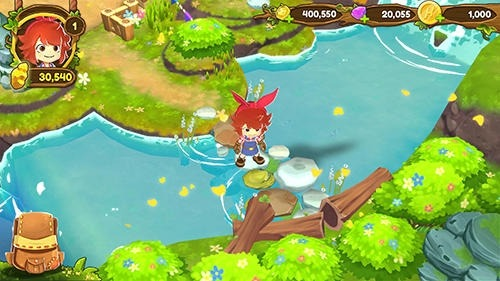 Evergleam Hill Android Game Image 2