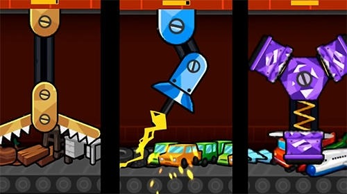 Factory Inc. Android Game Image 2