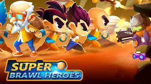 Super Brawl Heroes Android Game Image 1