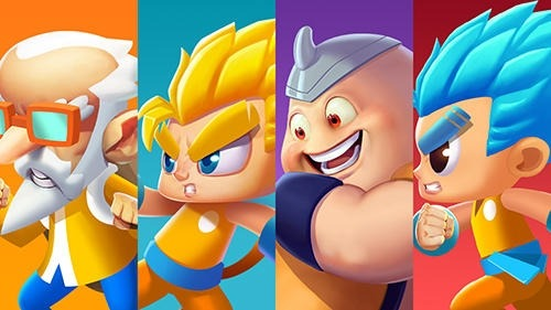 Super Brawl Heroes Android Game Image 2