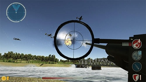 WW2: Clear Sky 1941 Android Game Image 3