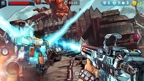 Fatal Bullet: FPS Gun Shooting Game Android Game Image 3
