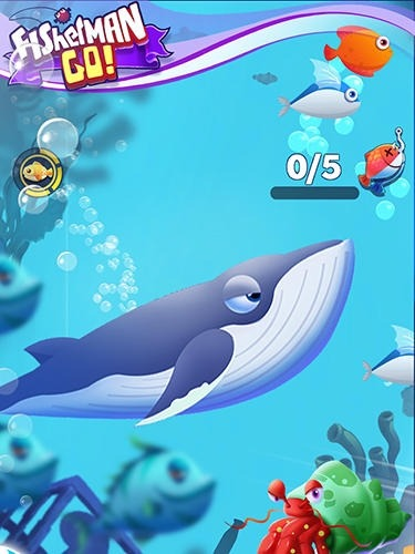 Fisherman Go! Android Game Image 4