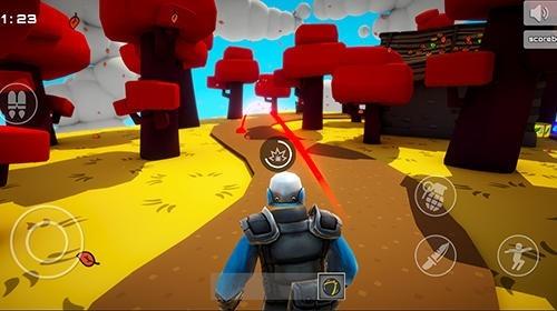 No Guns Android Game Image 2